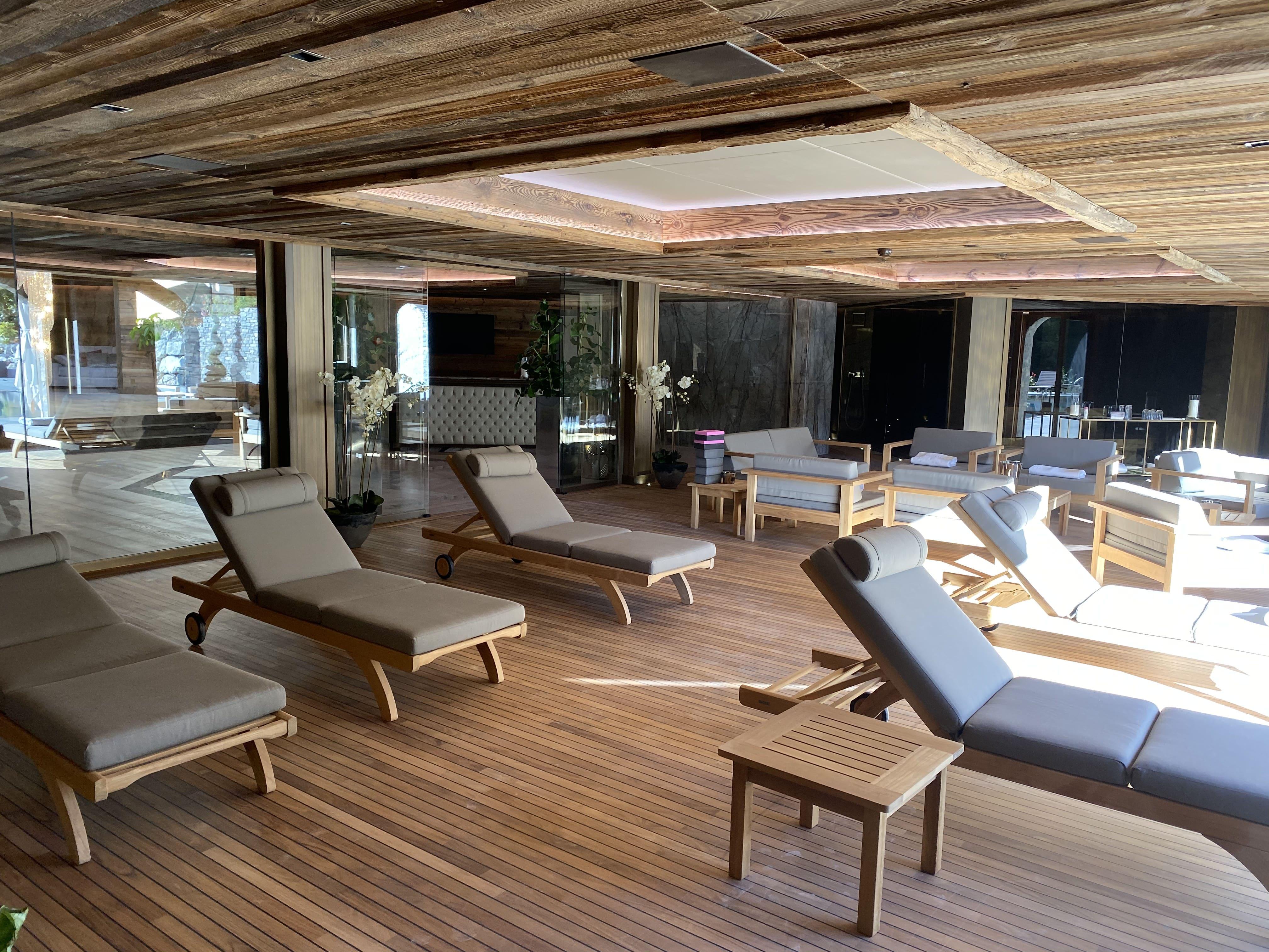 Vieux bois – Hotel Crans Montana4
